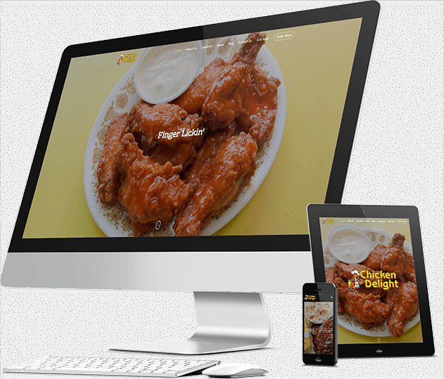 Chicken Delight - Our Satisfied Client