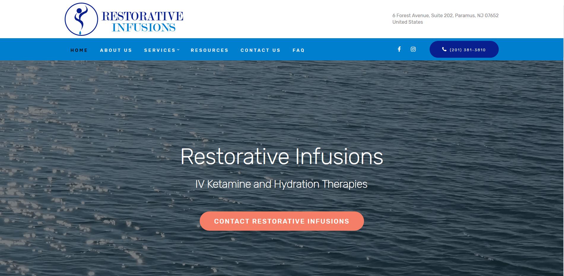 "<a href=""http://www.restorativeinfusions.com"">www.restorativeinfusions.com</a>"