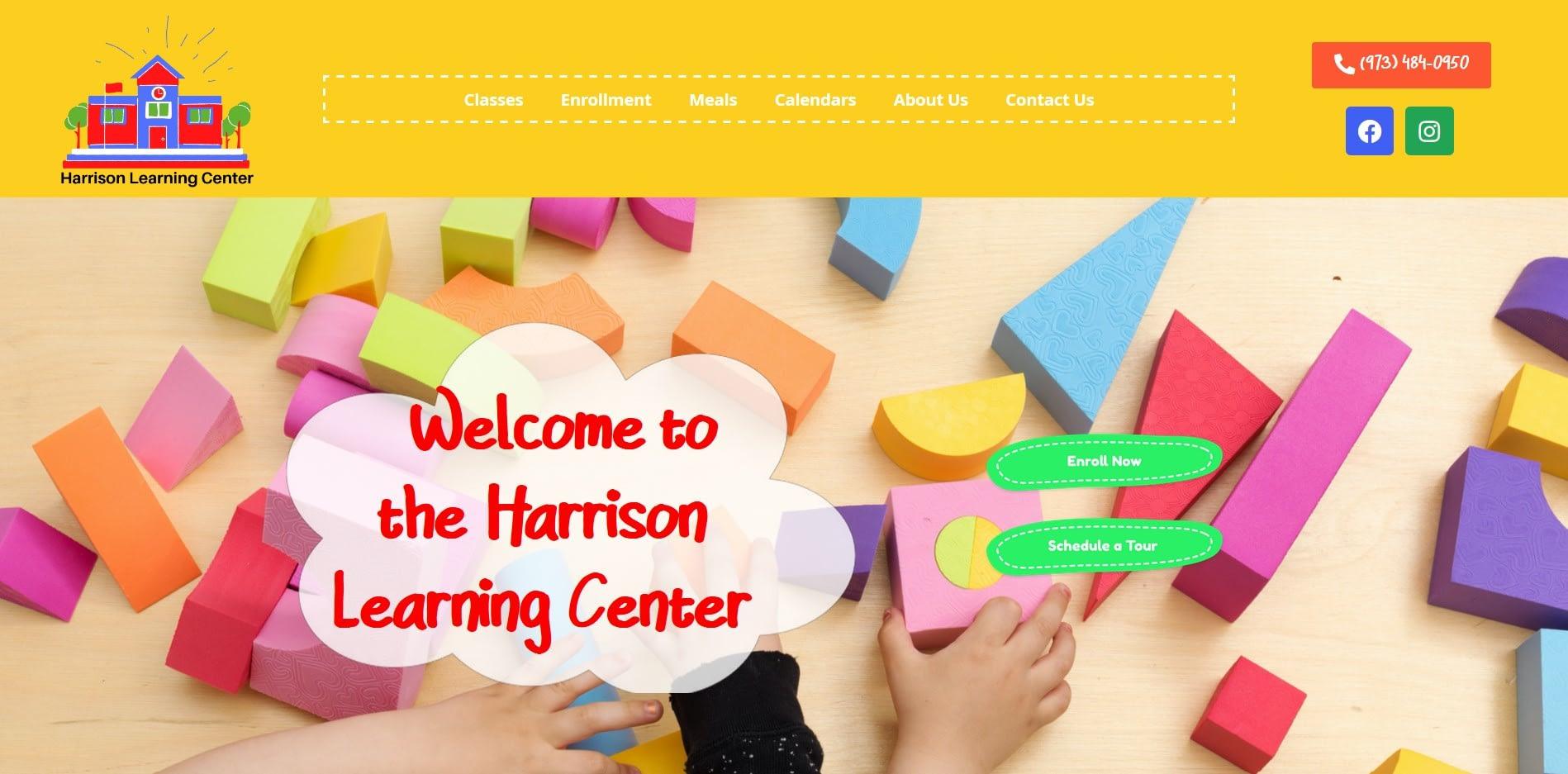 """<a href=""""https://harrisonlearning.center/"""">www.harrisonlearning.center</a>"""