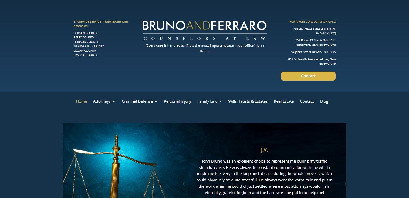 """<a href=""""https://www.brunoferraro.com/"""">www.brunoferraro.com</a>"""