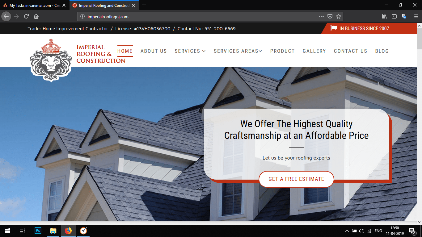 """<a href=""""http://imperialroofingnj.com/"""">www.imperialroofingnj.com/</a>"""