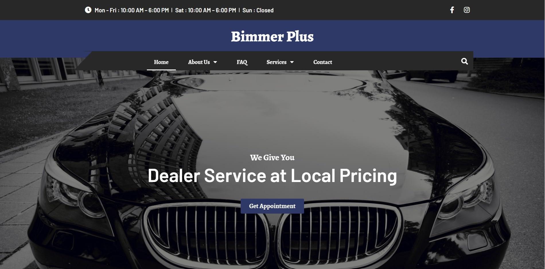 """<a href=""""https://bimmerplus.com/"""">www.bimmerplus.com</a>"""