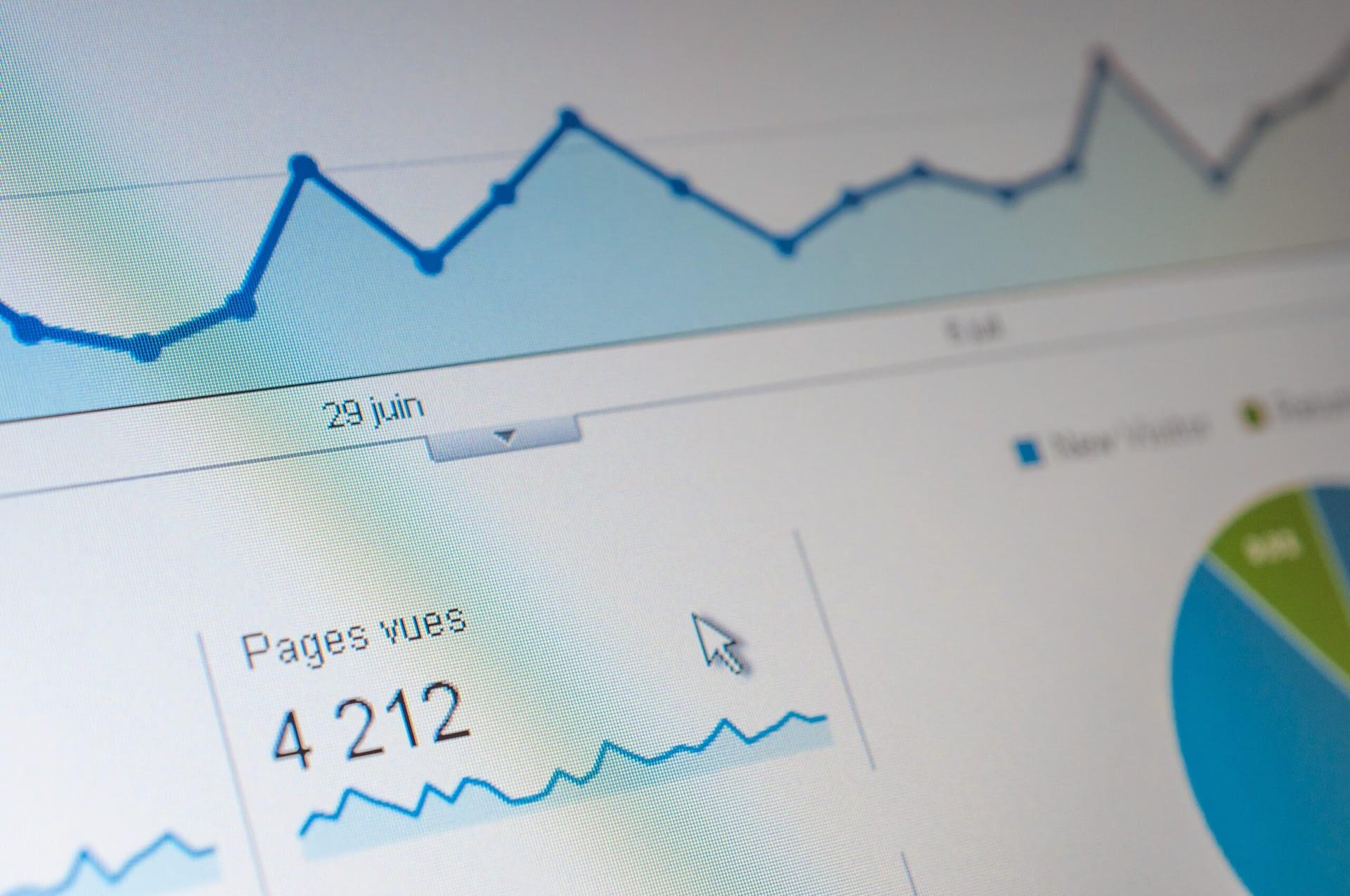web analytics for retargeting