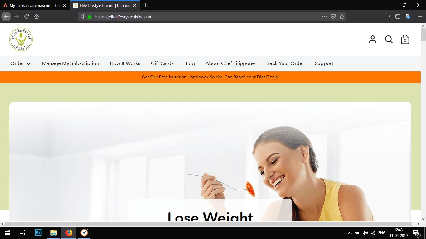 "<a href=""https://elitelifestylecuisine.com/"">www.elitelifestylecuisine.com</a>"